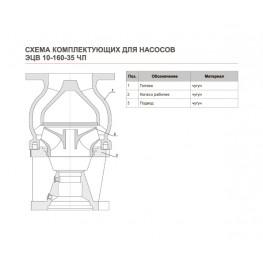 2ЭЦВ 10-160-35 чл